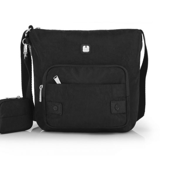 BOLSO EXPANDIBLE NEGRO WEST 531113