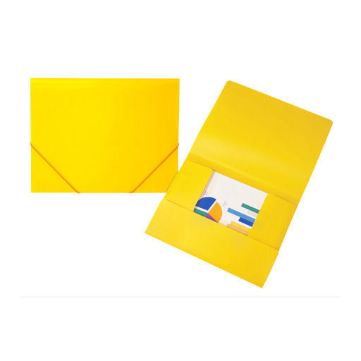Portadocumentos A4 Amarillo